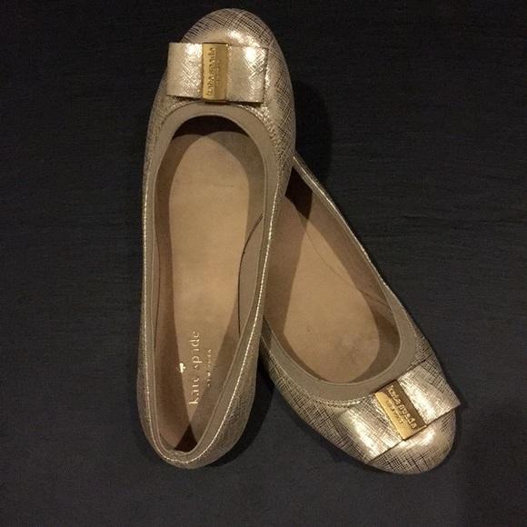 5080c8e43647 kate spade Shoes - EUC Kate Spade ballerina flats 👸🏼